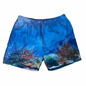 Tommy Bahama Underwater swim trunks